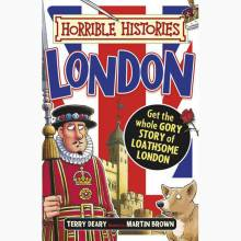 Horrible Histories: London - Paperback Book