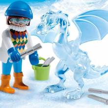 Ice Sculptor Playmobil 5374