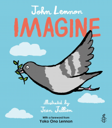 Imagine By John Lennon - Hardback Book