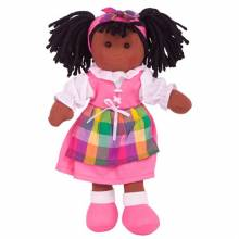 Jess Rag Doll Girl Traditional 25cm