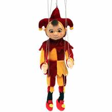JESTER Character Marionette Puppet