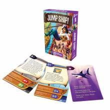 Jump Ship! Cardventures Card Game 8+