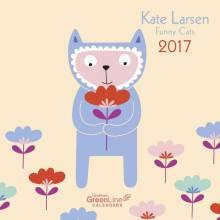 Kate Larsen Wall Calendar 2017 By teNeues