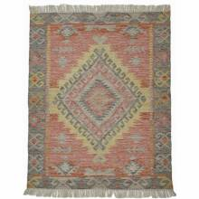 Tarifa Kilim Rug 150X90cm Recycled Bottle Rug