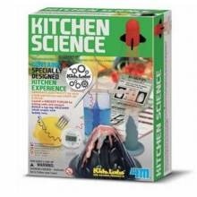 Kitchen Science Kit - Kids Lab 4M 8yrs+
