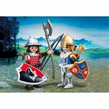 Knights Duo Pack Playmobil 5166