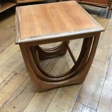 Teak Nest Of Three Tables Astro G Plan 1960s