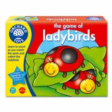Ladybirds Game By Orchard Toys 3+