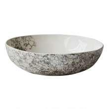 Large Dapple Salad Bowl