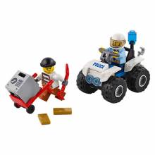 LEGO® City ATV Arrest 60135 Age 5-12