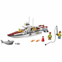 LEGO® City Fishing Boat 60147 Age 5-12