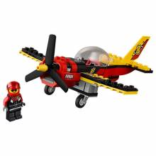LEGO® City Race Plane 60144 Age 5-12