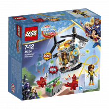 LEGO® DC Super Hero Girls™ Bumblebee™ Helicopter 41234 Age 7-12
