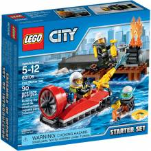 LEGO® City Fire Starter Set 5-12yrs 60106