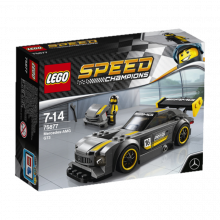 LEGO® Speed Champions Mercedes AMG GT3 Age 7+ 75877