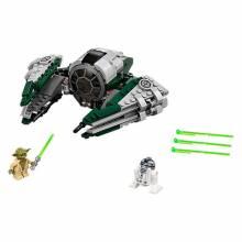 LEGO® Star Wars Yoda's Jedi Starfighter 75168 Age 8-12