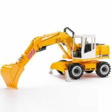 Bruder Liebherr Hydraulic Excavator Digger.