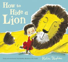 How To Hide A Lion - Board Book