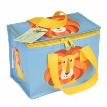 Lion Insulated Lunch Bag