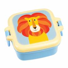 Lion Melamine Snack Pot