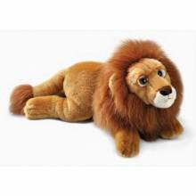 Laying Lion Soft Toy