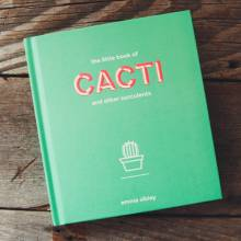 The Little Book Of Cacti And Other Succulents Hardback Book