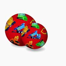 Little Builder - Large Rubber Picture Ball 18cm