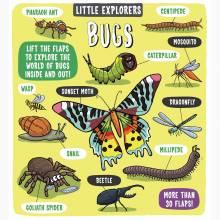 Little Explorers: Bugs - Hardback Book
