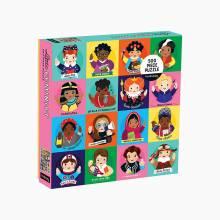 Little Feminist 500 Piece Puzzle 8+