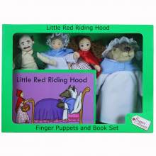 Little Red Riding Hood Storytime Puppet Set