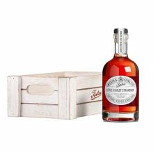 Little Scarlet Strawberry Gin Gift Crate 35CL Tiptree