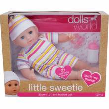 Little Sweetie Talking Soft Bodied Doll 1+