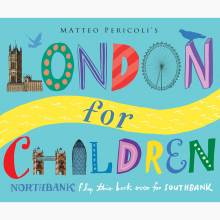 London For Children - Hardback Book