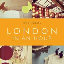 London In An Hour - Paperback Book