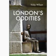 London's Oddities - Hardback Book
