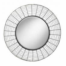 """Spider Mirror Wire Grid 28"""""""