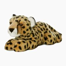 Lying Cheetah Soft Toy 0+