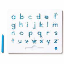a to z Magnatab Lowercase Tablet And Magnetic Pen By Kid O 3+