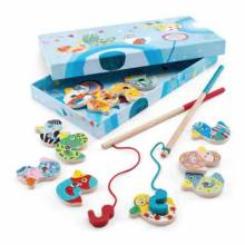 Fishing Duck Magnetic Fishing Game by Djeco 2+