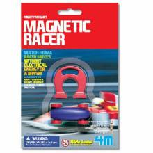 Magnetic Racer - Science Toy 5+