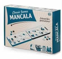 Mancala Wooden Classic Game 8+
