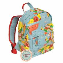 Map Children's Backpack