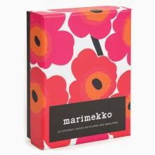 Marimekko Notecards - Boxed Set Of 20 Notecards & Envelopes