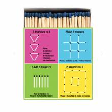 MATCHSTICK GAMES Box Of Safety Matches