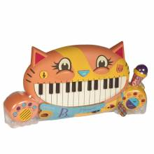 Meowsic - Cat Shaped Keyboard 2+