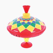 Large Colourful Humming Top Musical Spinning Top 3yr+