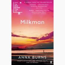 Milkman - Paperback Book