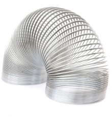 Mini Slinky Metal Springy Toy 3cm