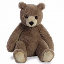 Harry Mocha Bear Soft Toy 30cm
