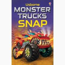 Monster Trucks Snap Card Game